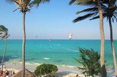 Sportfaciliteiten reef en beach resort