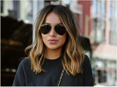 58 Bob hairstyles for 2019 - Hairstyles Trends Best Ombre Hair, Ombre Hair Color, Brown Blonde Hair, Brunette Hair, Baylage Short Hair, Medium Hair Styles, Short Hair Styles, Ombré Hair, Messy Hairstyles