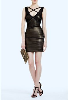 I already have shoes similar to the ones pictured.  All I need is this HOT BCBG dress :)