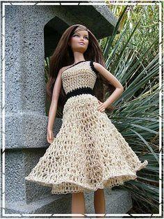 Idees gia ola: 70 IDEIAS PARA A ROUPA malha para bonecas Barbie