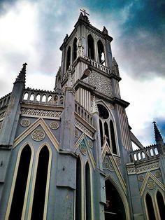 Iglesia de San Nicolas, Quetzaltenango.