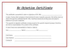 Gag hockey award hockey certificate templates pinterest ice hockey no objection certificate yelopaper Choice Image