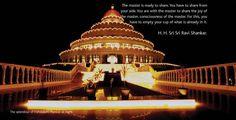 #bangaloreashram #artofliving www.srisrimiracles.com