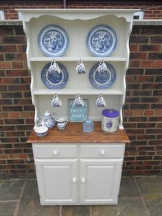 Furniture Ideas For The Living Room Dinning Room On Pinterest Welsh Dresser Farm House Tables