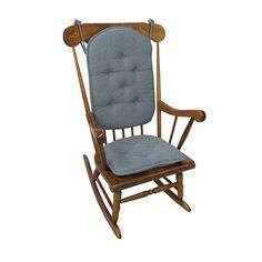 Found it at Wayfair - Saturn Rocking Chair Cushion