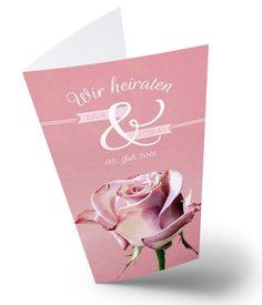 Hochzeitseinladungskarten+-+Dezent
