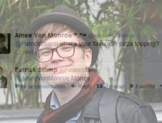 Patrick Stump | funny tweets