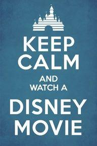 Any Disney movie will do.