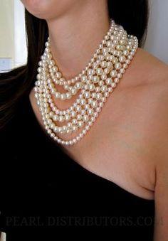 #pearls by yvette