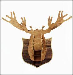 Deer head - Scrapbook.com