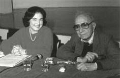 Com Tânia Franco Carvalhal, uma das maiores especialistas na obra de Quintana.