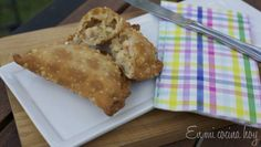 Empanadas de mariscos, receta chilena | En Mi Cocina Hoy