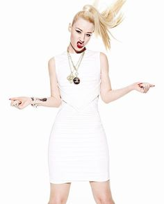 "#photoshoot Iggy Azalea for the fashion magazine #Hunger  from the photographer Rankin in ""HQ"" quality! (Year: 2013) Tap On That And Find My Posts��#LOVE_IGGY_AZALEA❤ #iggyazalea #iggy #azalea #azalean #azaleans #azaleas #azaleanfamily #fans #newmusic #music #icon #goddess #rap #rapper #blondehair #longhair #celebrity #ignorantart #glory #trapgold #thenewclassic #reclassified #digitaldistortion #australia #usa #followforfollow http://tipsrazzi.com/ipost/1506912838982081051/?code=BTpoT47AJob"