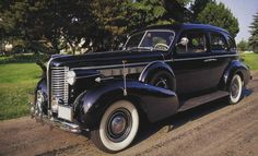 1938 Buick McLaughlin Photo Picture