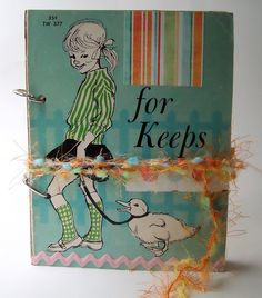 For Keeps Lil' Mixed Paper Journal