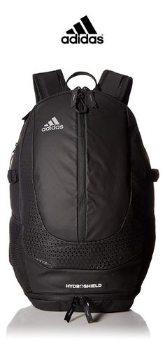 c2e7401b2bb Adidas Primero II Backpack | Black White | Click for More Adidas Backpacks!  North Face