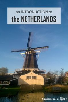 An introduction to my home country, the tiny but beautiful Netherlands! 12 provinces, lots of bicycles, famous for our flowers, mills and much more...