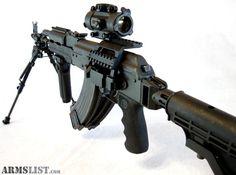 ARMSLIST - For Sale: WASR 10 AK47 Tactical Battle Rifle 7.62 X .39