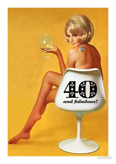 40 and Fabulous! Happy Birthday Frau, Happy Birthday Wishes, Birthday Greetings, 40th Birthday Quotes, 40th Birthday Parties, Funny Birthday Cards, Picture Birthday, Happy Birthday Pictures, Happy Name Day
