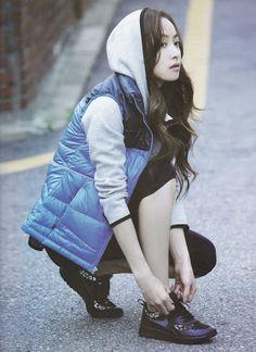 Victoria Song f(x) - Oh Boy! Magazine Vol.42