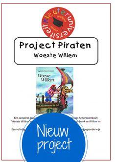 Nieuw project Woeste Willem
