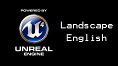 Unreal Engine 4 Tutorial: Landscape Tool (english)