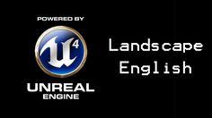 Unreal Engine 4 Tutorial: Landscape Tool (english)