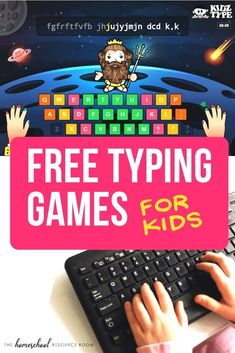 Free typing games for kids Learning Games For Kids, Home Learning, Learning Activities, Teaching Kids, Activities For Kids, Writing Games For Kids, Educational Games For Toddlers, Geography Activities, Geography For Kids