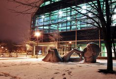 BGSU by Amber M Williams, via Flickr Bowling Green Ohio, Bowling Green State University, College Campus, College Hacks, Conceptual Photography, Alma Mater, Falcons, Colleges, 5 Years