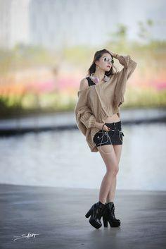 CuteKorean: Lee Eun Seo style
