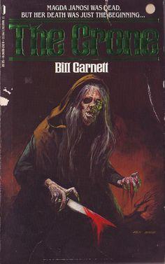 Bill Garnett - The Crone | Vault Of Evil: Brit Horror Pulp Plus!