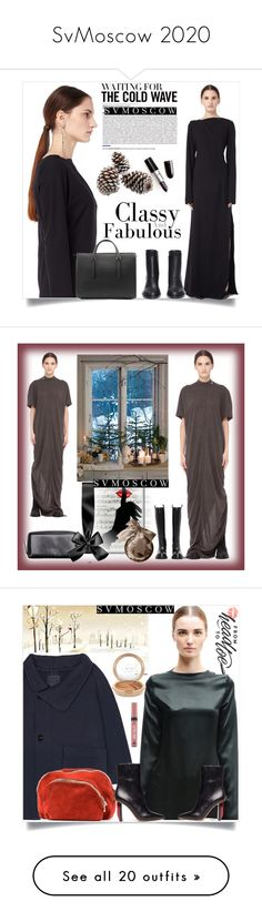 """""""SvMoscow 2020"""" by mell-2405 ❤ liked on Polyvore featuring Ann Demeulemeester, Rick Owens Lilies, A.F. Vandevorst, Guidi, Vetements, Mariah Carey, Victoria's Secret, Marni, Maison Margiela and Walk of Shame"""