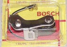 Points, Bosch, Bug,Bus& Ghia Item Number: 01-009 Price: $13.95 This is a must to replace during a tune-up. This is a Bosch point new for Bugs and Ghia's from '65-'67. #aircooled #combi #1600cc #bug #kombilovers #kombi #vwbug #westfalia #VW #vwlove #vwporn #vwflat4 #vwtype2 #VWCAMPER #vwengine #vwlovers #volkswagen #type1 #type3 #slammed #safariwindow #bus #porsche #vwbug #type2 #23window #wheels #custom #vw #EISPARTS