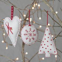 "iciclesandsnowflakes: ""Clara Christmas Decoration Sewing Kit by Notonthehighstreet.com https://api.shopstyle.com/action/apiVisitRetailer?id=487533560&pid=uid6336-36656156-37&site=www.shopstyle.co.uk """