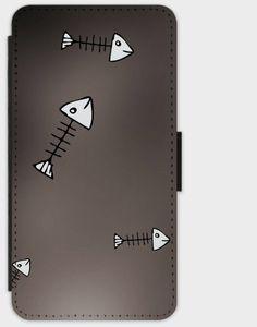 """Flip-Case """" Fish """" von Zierrat auf DaWanda.com"""