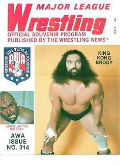 Old Wrestling Pics on