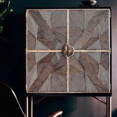 """78 Likes, 3 Comments - Wakefield Design Center (@wakefielddesign) on Instagram: """"Gorgeous Cabinet, playful textures and moody coloring #texturetuesday #Repost @palecekdesign…"""""""