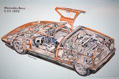 foto by andy: Ein Tag im Mercedes-Benz Museum - #Teil 11 - Sonde...