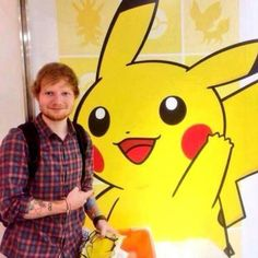 Ed Sheeran ♡♥     Great Type 4/1 energy                                    …