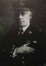 António da Câmara de Melo Cabral (1871-1946), comandante do NRP Tejo.