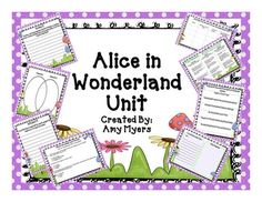 This is a really fun unit that exposes students to classic literature. It is full of choice menus that include activities that allow students to an...