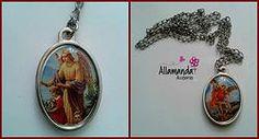 Medalla Doble, San Miguel Arcángel Y Ángel de la g