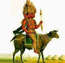 HiNDU GOD: Lord Agni Deva