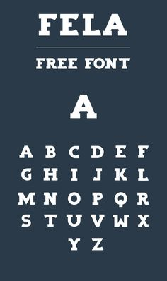 A new FREE Font for personal and commercial use.Hope you enjoy!