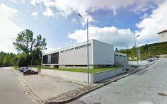 Biblioteca Municipal de Vieira do Minho (exterior