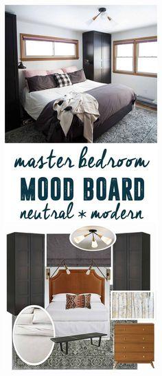 Modern Master Bedroo