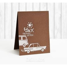 Father's day card ideas with CTMH