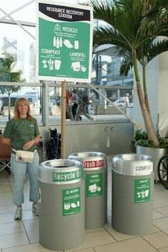 Make your meeting green in Puerto Rico by providing recycling bins for your attendees. #meetpuertorico #WHYHB