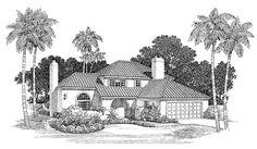 Sun-Country Sensation HWBDO02016 from BuilderHousePlans.com