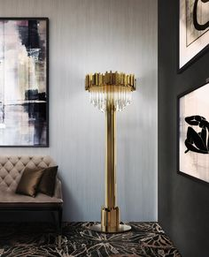 A statement floor lamp that will light up every room with its exuberant shape.  .  #lifestylebyluxxu #covethouse #rugsociety #seekinspirecreate #decorinspo #ispirazione #ispirazionecasa #progettatoperispirare #interniquotidiani #luxuryhomedecoration #luxuryrealestate #luxuryhouses #luxlifestyle #luxeathome #designisinthedetails #decorliving #livingroominspo #luxurylivingrooms #living #livingroom #beautifulmatters #livewell #luxclusivehouses #floorlamp #luxuryfloorlamp #lighting